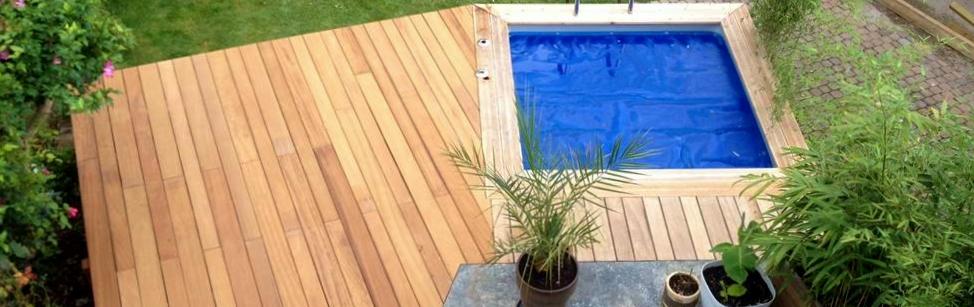 mini piscine en bois vercors piscine ma terrasse en bois. Black Bedroom Furniture Sets. Home Design Ideas